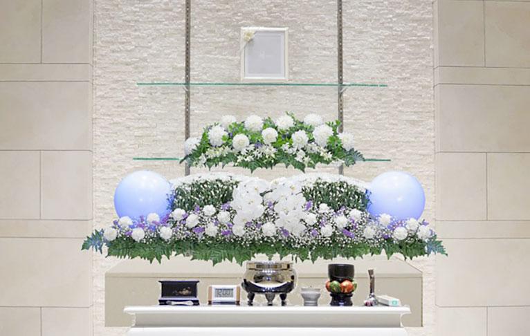 通夜・告別式を行う家族葬プラン